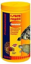 Sera reptil professionnel carnivore 1000 ml 1L