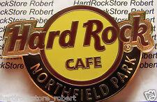 2013 Hard Rock Cafe Northfield Park Classic Core Logo Magnet