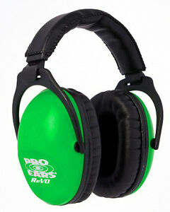 Pro Ear REVO Earmuffs Children Hearing Protection Safety Noise Isolation Muffs