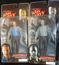 SIN CITY-HARTIGAN-B&W-BRUCE WILLIS-COLOR SET-PISTOL-PIPE-NEW-RARE-COOL DETAIL!!!