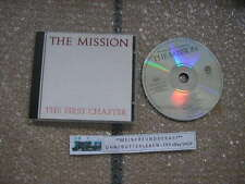 CD Indie The Mission - The First Chapter (9 Song) MERCURY