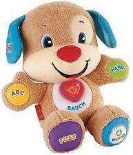 Hündchen Lernspass Mattel Fisher Price Plüschtier Stofftier Spielzeug Baby Weich