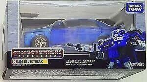 TAKARATOMY Transformers Binaltech BT-19 Bluestreak Feat. Subaru Impreza Wrx