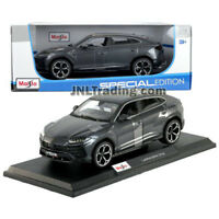 NEW Maisto Special Edition Die Cast Car Gray Sport LAMBORGHINI SUV URUS Luxury
