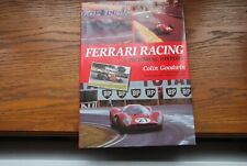 Ferrari racing a pictorial history / Colin Goodwin / Crowood