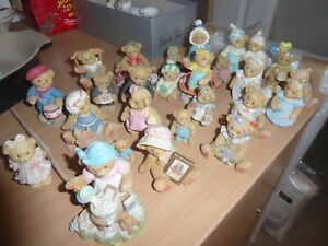 Cherished teddies large collection assorted