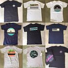 (2) Quiksilver Men's T-Shirts - Assorted  W/Defects size : XL Fast Shipping