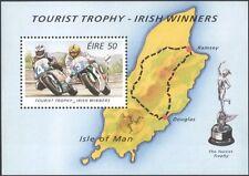 Ireland 1996 Motorcycles/Motorbikes/Motor Bikes/TT Racing/Transport 1v m/s s3780