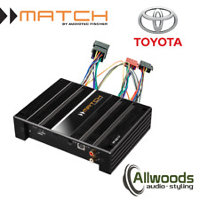 Match Amp & harness Package PP62DSP + FREE PP-AC Harness Cable Toyota ProAce