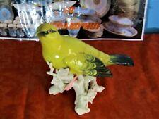 Grand oiseau en porcelaine allemande de Karl Ens signé