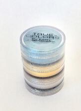 True Colors original shimmering cosmetic mica minerals powder mica - 3 stack new