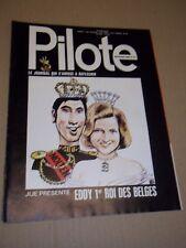 """PILOTE no 676"" (1972) JIJE / LUCKY LUKE / LOB / FOREST / BLUEBERRY..."
