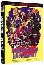 Hardbox FRANKENSTEINS HÖLLENBRUT Limited Edition GODZILLA GIGAN GIDORRA DVD A