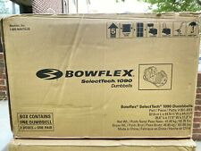 *SHIPS TODAY* SINGLE Bowflex SelectTech 1090 Adjustable Dumbbell 90lbs BRAND NEW