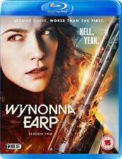 Wynonna Earp: Season 2 [Official UK Release] [Blu-ray] [DVD][Region 2]