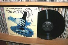 TAL FARLOW quartet - THE INTERPRETATIONS OF - JAPAN LP VERVE MV 2542 - 1976