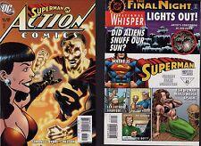 Superman 2005 #828 + #117 1996  (C1.554)