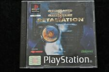 Command and conquer Retaliation Playstation 1 PS1 Geen Manual