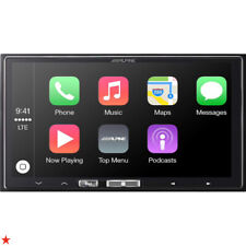 "ALPINE iLX-107, 7""  TOUCHSCREEN DIGITAL MULTIMEDIA CAR STEREO W/ APPLE CARPLAY"