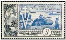 Timbre Armée Nouvelle Calédonie PA65 * lot 29392