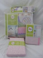 6 pc Circo Floral Baby Nursery Crib Bedding Set Collection NIP