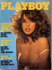 Playboy Oktober/10/1983 *DONATELLA DAMIANI & KAREN WITTER*