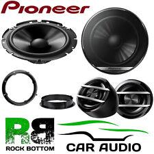 Pioneer Volkswagen Scirocco 2008 Onwards 600W Component Front Door Car Speakers