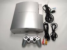 Sony PS3 Satin Silver 160GB CECH-2500A SS PlayStation 3 Game console