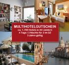 ♥PfingstsSALE♥ 4 Tage zu zweit DZ, ca 1.700 Hotels bis 5* -über 80% Rabatt
