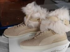 Womens Puma Alexander Mcqueen Joustesse Mid Camel Boot Worn Once Rare RRP £299