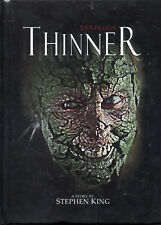 THINNER (STEPHEN KING'S) - Blu Ray & Dvd & Mediabook -