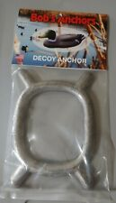 Decoy anchor, size small