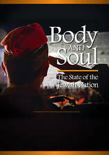 Body and Soul: State of the Jewish Nation (DVD, 2016)