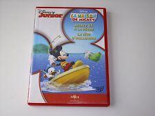 """DVD WALT DISNEY """" LA MAISON DE MICKEY """" MICKEY VA A LA PECHE/LA FETE D'HALLOWEEN"""