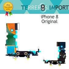 Flex Dock Conector Carga para iPhone 8G Negro Calidad Original PREMIUM