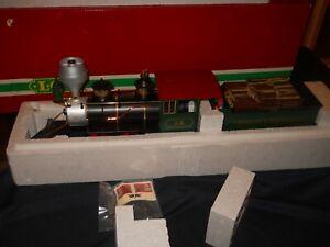 LGB 21181 D&RGW Mogul Steam Locomotive