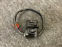 Royal Enfield Machismo Handle Bar Left Hand switch Dipper horn Indicator ++