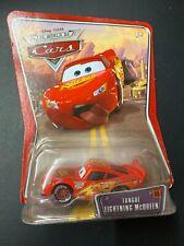New Disney Pixar World Of Cars Tongue McQueen Die Cast Toy Car Mattel #09