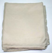 "eLuxurySupply Tailored Bed Skirt 14"" Drop ~ Beige ~ King 78"" x 80"" *New*"
