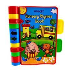 VTECH Chant Nursery Rhyme Livre interactif chansons Lights 6 m à 3Y très bon état