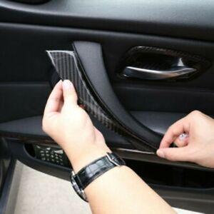 3pcs Set Accoudoir Avant Bordure Noir for BMW 3 Série E90 E92 2005-2012 Internes