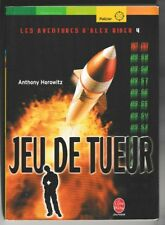 Les Aventures D'Alex Rider T.4 ; Jeu De Tueur - Anthony Horowitz