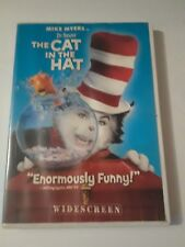 The Cat In The Hat Movie DVD The Classis Dr. Seuss Book