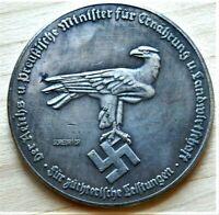 WW2 GERMAN COMMEMORATIVE COLLECTORS COIN