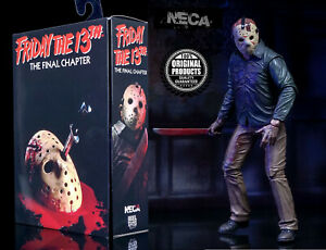 NECA - Friday The 13th - The Final Chapter - Ultimate Jason Voorhees - New/Boxed