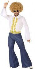 Déguisement Homme DISCO S Costume Adulte Année 1980 NEUF Pas cher