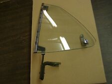 OEM Ford 1969 1970 Mustang Fastback Clear LH Quarter Window Glass Mach 1 0A