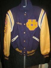 Butwin Varsity Jacket NEW Leather, Wool, Nylon Men Large Champion of Jackets