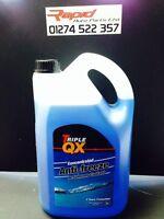 Triple QX 5L Blue AntiFreeze Summer Coolant Concentrate 5 Litre BC6589 BS6580