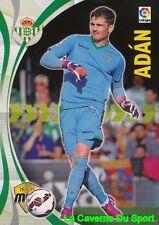 084 ADAN ESPANA REAL BETIS CARD MEGACRACKS 2016 PANINI